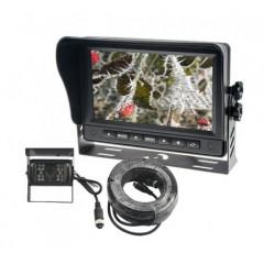 AHD 1080P kamerový set s monitorem 7palců