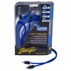 Stinger CINCH kabel 5,1 m