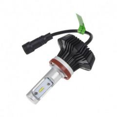 LED H8 do světlometů (set), 4000Lumen, nehomologovaná, bílá