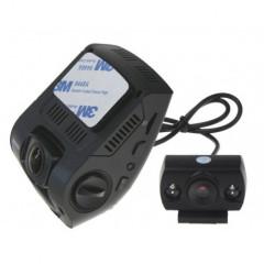 2 kanálová plochá FULL HD kamera s 2,4palců LCD, české menu