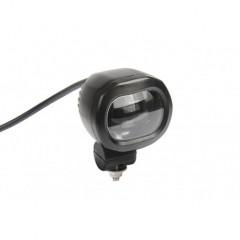 PROFI LED výstražný pruh 12/24V 6W modrý, R10