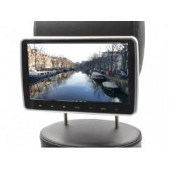 DVD/SD/USB/HDMI monitor 10,1palců s držákem na opěrku, české menu