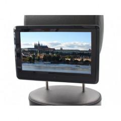 DVD/SD/USB monitor 10,1palců s držákem na opěrku, dotyk. obrazovka, české menu
