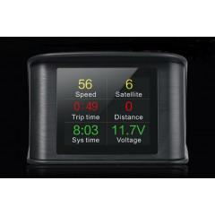Palubní DISPLEJ  2,6palců LCD, GPS
