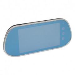 LCD monitor 7palců na zrcátko s USB / SD slotem / Bluetooth