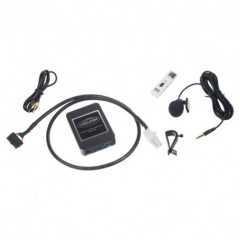 Hudební přehrávač USB/AUX/Bluetooth Toyota (5+7)