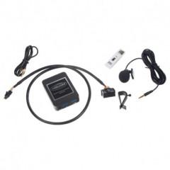 Hudební přehrávač USB/AUX/Bluetooth Subaru