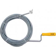 Spirála kanalizační průměr 9mm, 10m