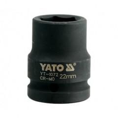 """Nástavec 3/4"""" rázový šestihranný 22 mm CrMo"""