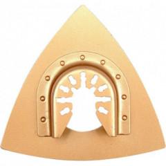 Trjúhelníková brusná deska pro multifunkci HM, 80mm (beton, keramika )