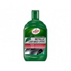 Turtle Wax® CAR WAX + PTFE - metalický vosk s PTFE tekutým voskem 500 ml