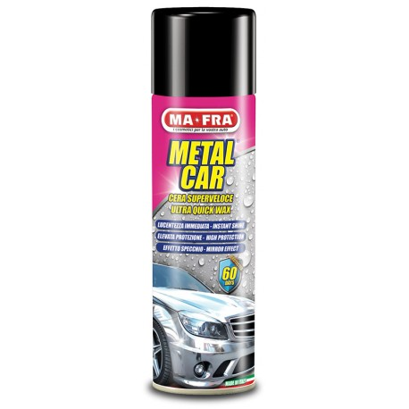 MAFRA METAL CAR 500 ml  tekutý vosk
