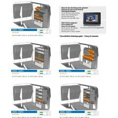Regálový systém 4 Citroen Jumpy