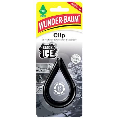 WUNDER-BAUM® Clip Black Ice