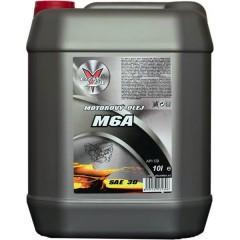 CLEANFOX motorový olej M6A SAE30 10L