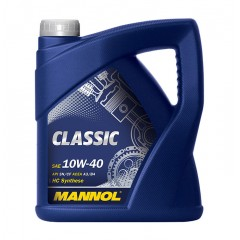 MANNOL CLASSIC 10W40 4L