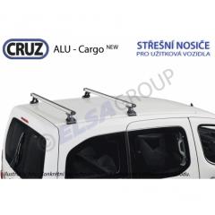 Střešní nosič Fiat Doblo, CRUZ ALU Cargo