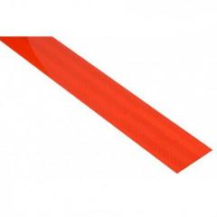 Samolepící páska reflexní 1m x 5cm červená