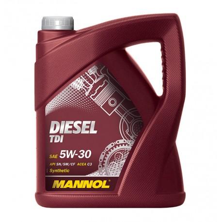 MANNOL DIESEL TDI 5W30 5L