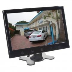 LCD digitální monitor 10palců do opěrky s IR vysílačem