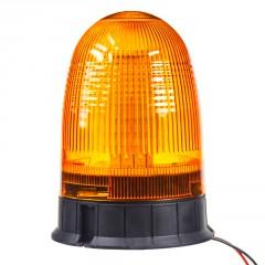 LED maják, 12-24V, oranžový, 80x SMD5050, ECE R10