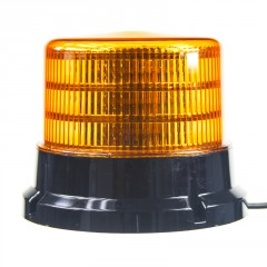 PROFI LED maják 12-24V 36x0,5W oranžový ECE R65 167x132mm