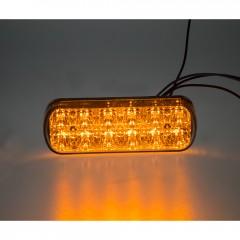 PROFI výstražné LED světlo vnější, 12-24V, ECE R10