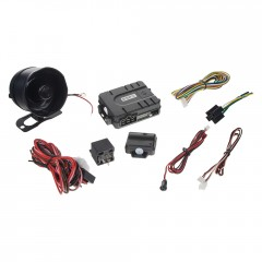 SPY CAR upgrade autoalarm