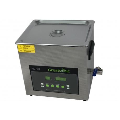 Ultrazvukový čistič GREATSONIC GS-DS2P410 10 litrů