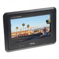 LCD monitor 7palců na palubní desku