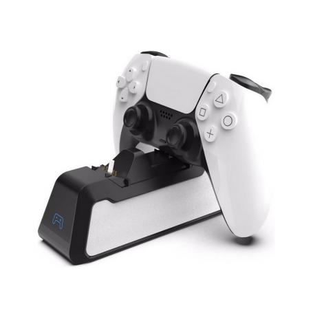 Nabíjecí stanice pro dva ovladače Playstation 5