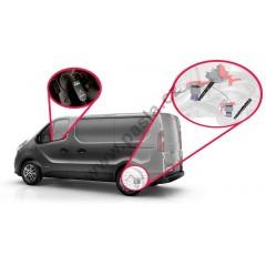 Vzduchové pérování Renault Trafic, Opel/Vauxhall Vivaro, Nissan NV300, Fiat Talento model X82,14-* full-air