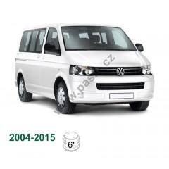 Vzduchové pérování VW T5 VAN/BUS, 04-15 zadní náprava, bez tlumičů a ovládání