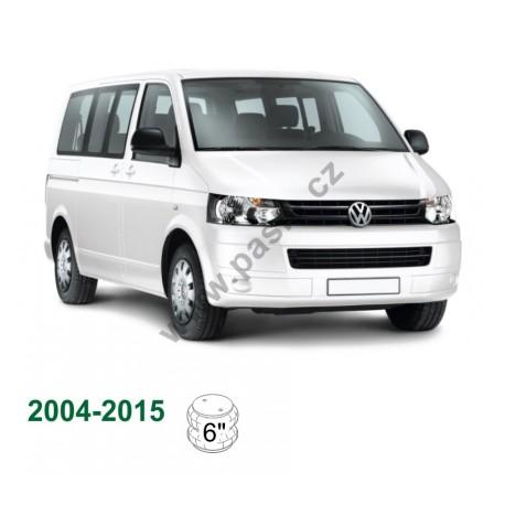 Vzduchové pérování VW T5 VAN/BUS, 04-15 zadní náprava, automatické řízení výšky s Intelliride