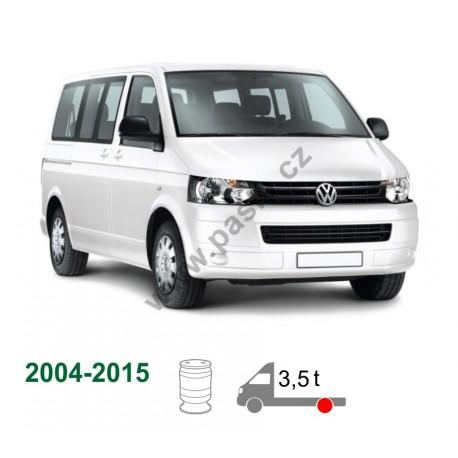 VW T5, T6 VAN/BUS, 04-* zadní náprava, automatické řízení výšky s Intelliride