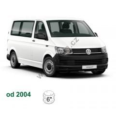 Vzduchové pérování VW T5, T6 VAN/BUS, 04 -* přední+zadní náprava, aut.řízení výšky s Intelliride / 3,2t