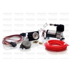 Kompresor II se single ovládáním, jedno ovládání a měření současně