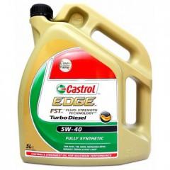 Olej motorový Castrol EDGE Turbo Diesel 5W-40 5L