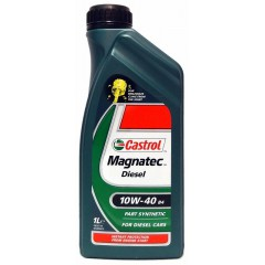 Olej motorový Castrol magnatec diesel 10W-40 1L B4