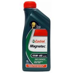 Olej motorový Castrol magnatec 15W-40 A3/B4 1L