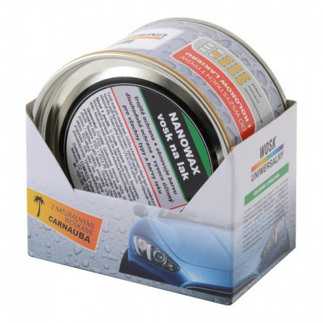 NANOWAX vosk na lak NANO 250gr