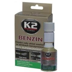 K2 BENZIN 50 ml - aditivum do paliva