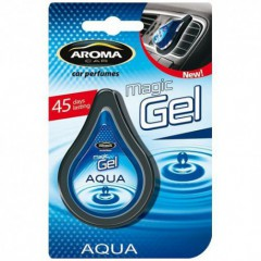 Osvěžovač vzduchu CAR MAGIC GEL aqua