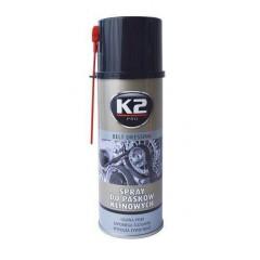 K2 Spray na klínové řemeny 400ml