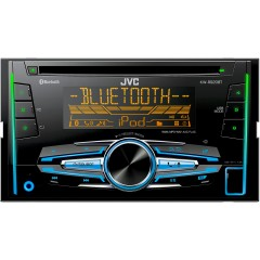 JVC KW R920BT 2DIN AUTORÁD. S CD/MP3/BT