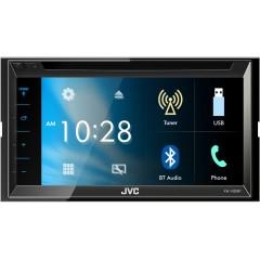 JVC KW V320BT 2DIN BT AUTORÁDIO S DVD