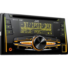 JVC KW DB92BT 2DIN AUTORÁD. S CD/MP3/BT