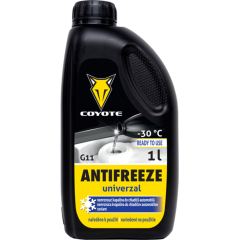 COYOTE Antifreeze Univerzal READY -30°C 1l