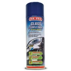MA-FRA® GLASS CLEANER Čistič skel a hladkých povrchů na bázi aktivní pěny 600ml