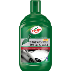 Turtle Wax® Autošampon s voskem 500ml